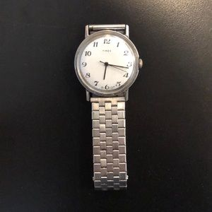 Vintage Timex Wind Up men's watch